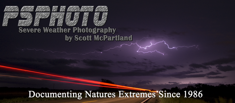 Thunderstorm & Severe Weather Videos, Hurricane & Storm Photos and Video by Scott McPartland