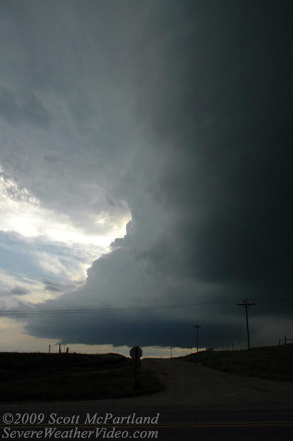 tornado photographs | supercell thunderstorm mothership