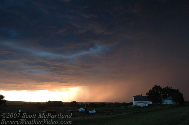supercell storm | mothership supercell thunderstorm