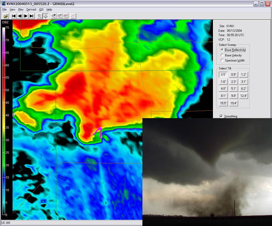 Kansas harper county attica - Attica Ks Tornado 2004